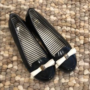 Kate spade rubber shoes